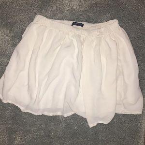 NWOT | Brandy Melville | OS | White Circle Skirt